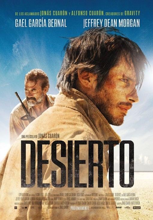 Desierto (2015) ฝ่าเส้นตายพรมแดนทมิฬ