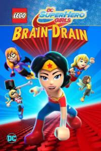 Lego DC Superhero Girls Brain Drain (2017) เลโก้ แก๊งค์สาว ดีซีซูเปอร์ฮีโร่ ทลายแผนล้างสมองครองโลก