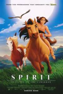 Spirit Stallion of the Cimarron 2002 สปิริต ม้าแสนรู้มหัศจรรย์ผจญภัย