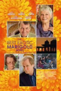 The Best Exotic Marigold Hotel (2011) โรงแรมสวรรค์ อัศจรรย์หัวใจ