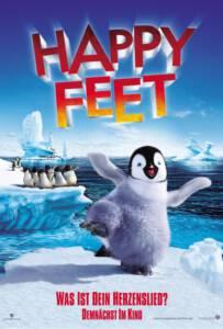 Happy Feet (2006) แฮปปี้ฟีต เพนกวินกลมปุ๊กลุกขึ้นมาเต้น