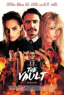 The Vault (2017) ปล้นมฤตยู