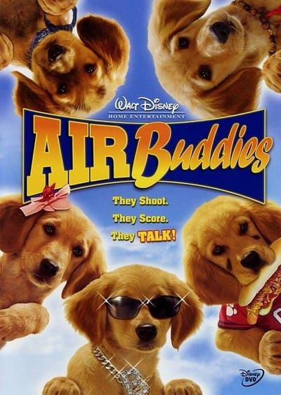 Air Buddies 6 (2006) แก๊งค์น้องหมา ฮาก๋ากั่น