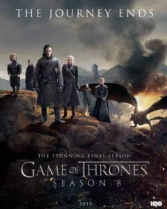 Game of Thrones Season 8 (2019) มหาศึกชิงบัลลังก์ ปี 8