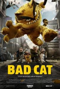 Bad Cat (2018) แมวเก๋า จอมกร่าง