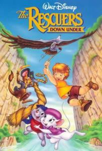 The Rescuers Down Under (1990) หนูหริ่งหนูหรั่งปฏิบัติการแดนจิงโจ้