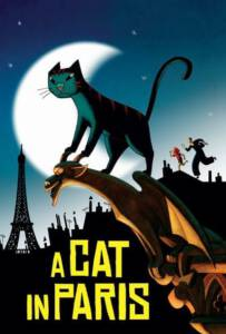 A Cat in Paris (2010) เหมียวหม่าว สาวสืบ