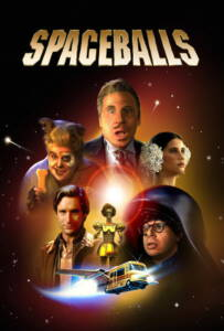 Spaceballs (1987) สเปซบอลล์ ละเลงจักรวาล