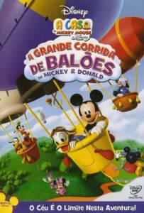 Mickey Mouse Clubhouse Mickey & Donald's Big Balloon Race สโมสรมิคกี้ เม้าส์ การแข่งบอลลูนของโดนัลด์