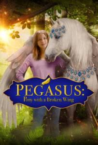 Pegasus Pony with a Broken Wing (2019)