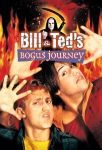 Bill & Ted's Bogus Journey (1991) บิลล์กับเท็ด ตอน สองหุ่นยนต์เขย่าโลก