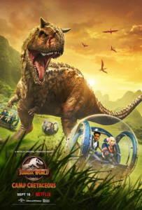 Jurassic World Camp Cretaceous (2020) จูราสสิค เวิลด์ ค่ายครีเทเชียส