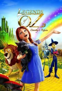 Legends of Oz Dorothy's Return (2013) ตำนานแดนมหัศจรรย์ พ่อมดอ๊อซ