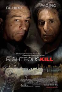 Righteous Kill (2008) ไรท์เทียซ คิล คู่มหากาฬล่าพล่านเมือง