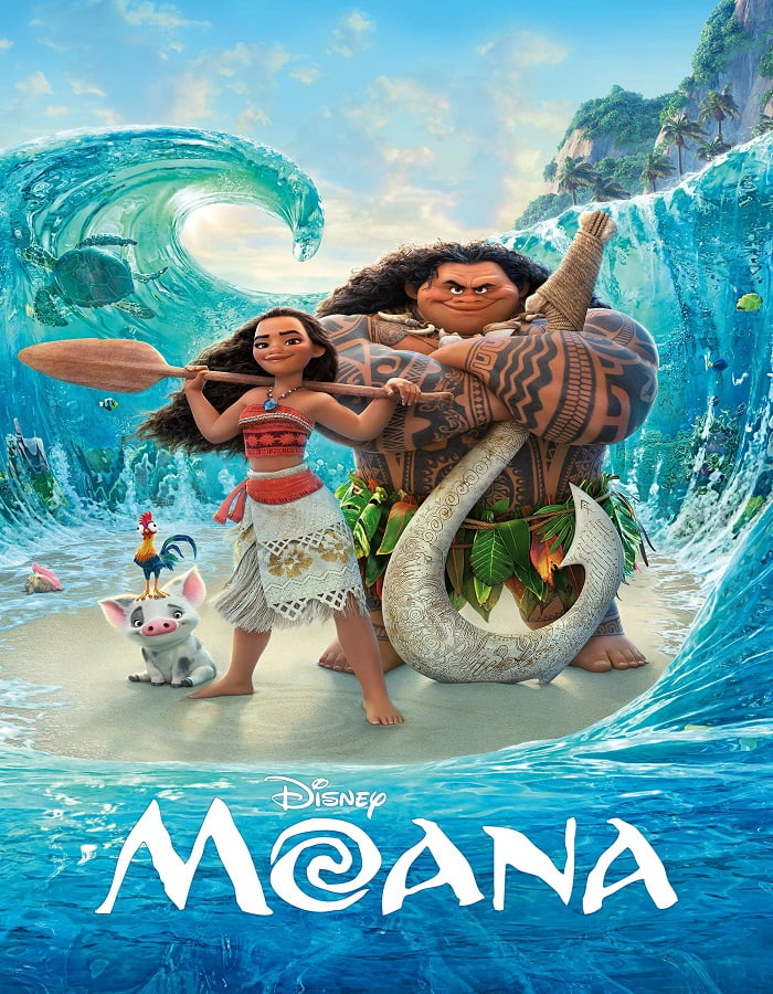Moana 2016 โมอาน่า ผจญภัยตำนานหมู่เกาะทะเลใต้