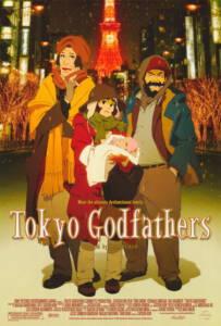 Tokyo Godfathers (2003) โตเกียว ก็อตฟาเธอร์ เมตตาไม่มีวันตาย