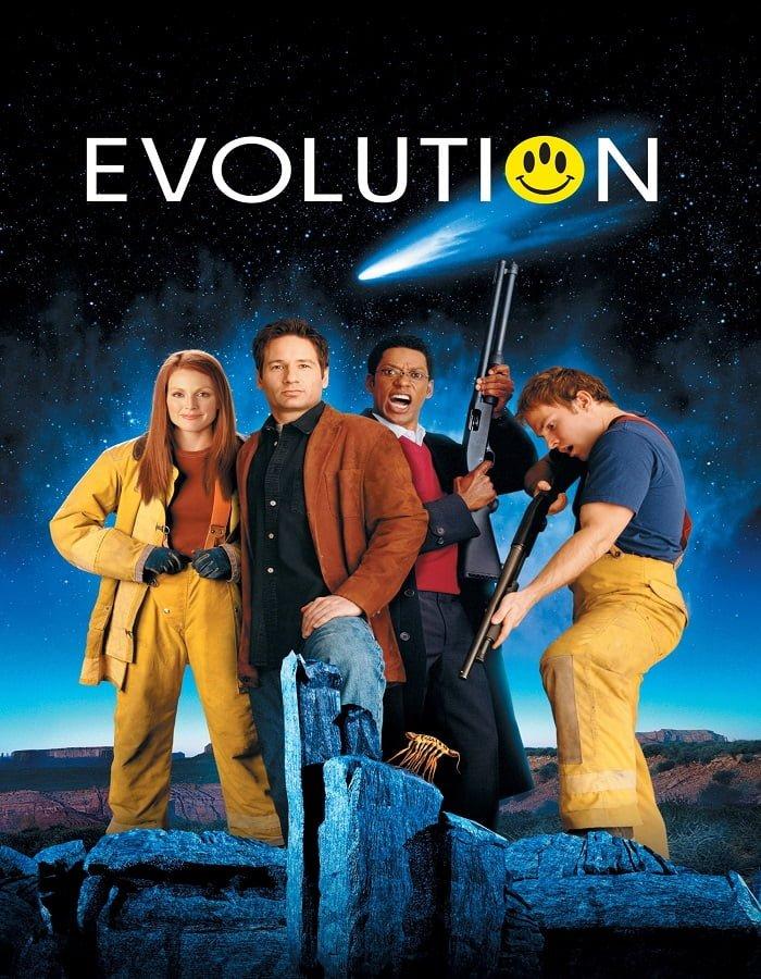 Evolution 2001 อีโวลูชั่น รวมพันธุ์เฉพาะกิจ พิทักษ์โลก