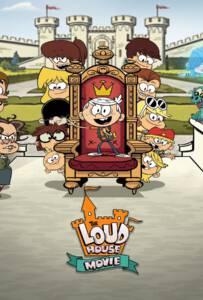 The Loud House Movie (2021) ครอบครัวตระกูลลาวด์ เดอะ มูฟวี่
