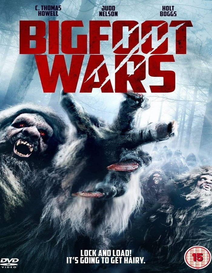 Bigfoot Wars 2014 สงครามถล่มพันธุ์ไอ้ตีนโต