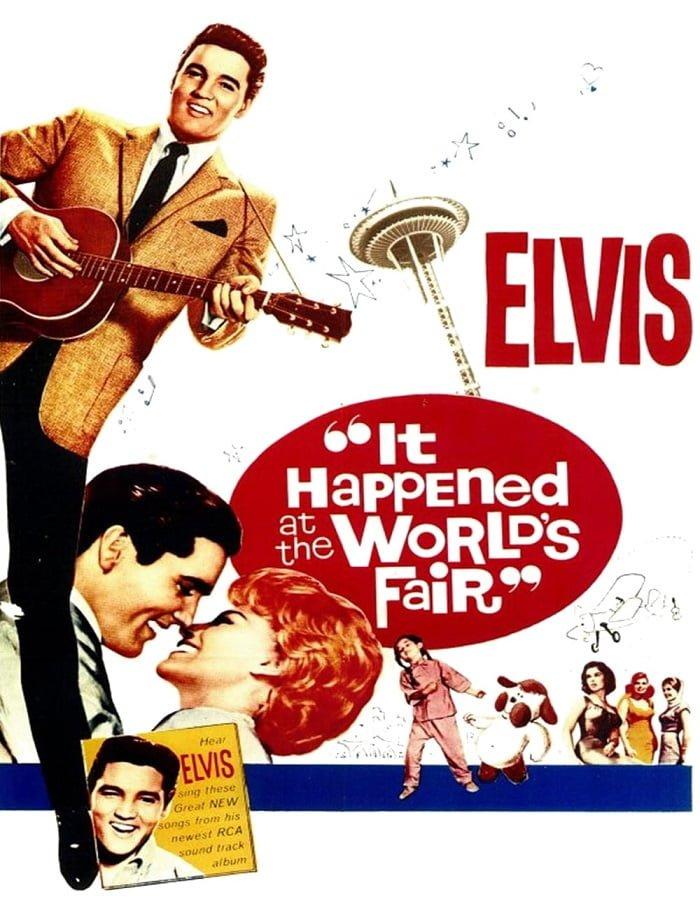 It Happened at the Worlds Fair 1963 เที่ยวเฟื่องเมืองแมน