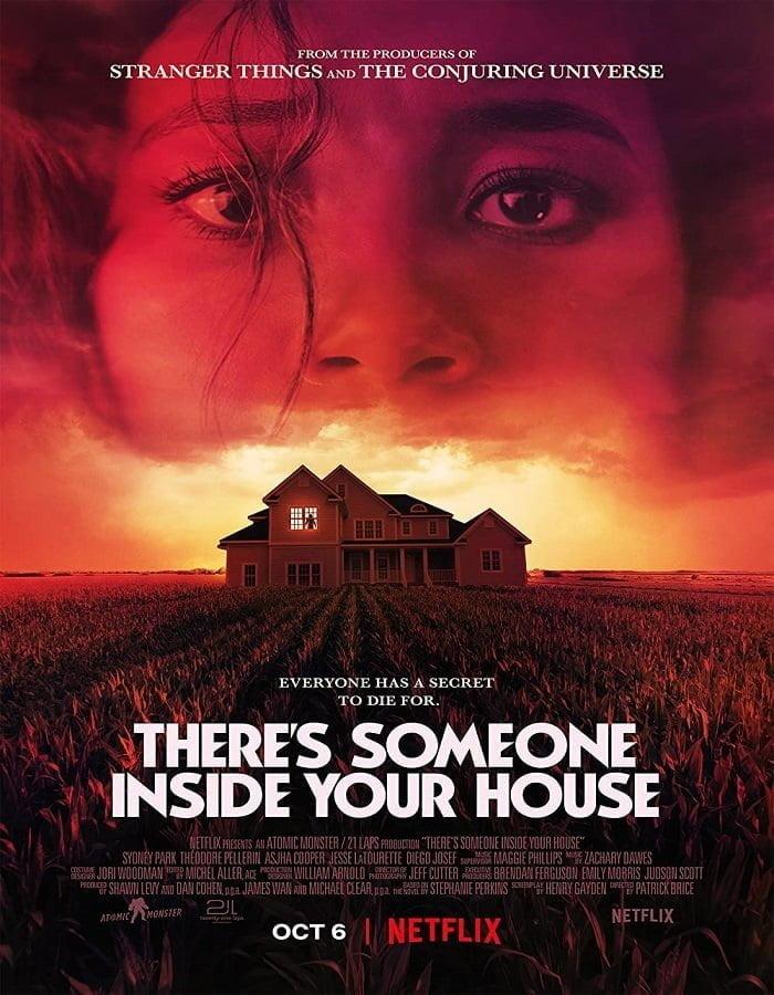 Theres Someone Inside Your House 2021 ใครอยู่ในบ้าน